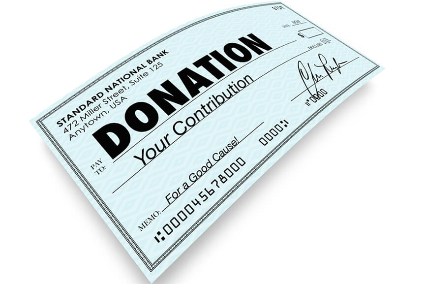 Charitable Contributions Deduction